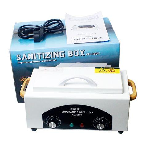 Pupinel Profesional (CE,factura,garantie)- Sterilizator aer cald