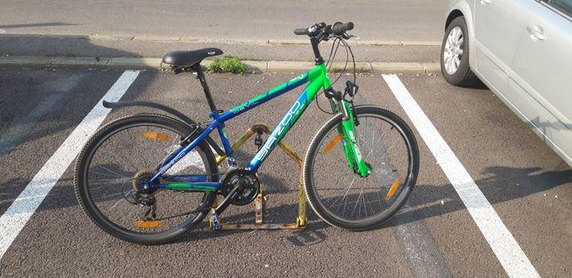 Bicicleta 26' cadru aluminiu