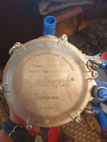 газов изпарител мимгаз + клапан lovato class 3
