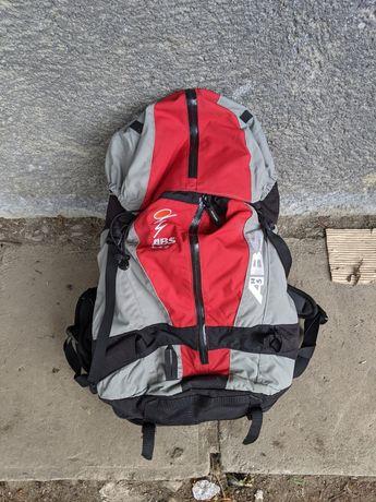 Rucsac de avalanșă ABS + zip-on Vario 30+ unitate carbon