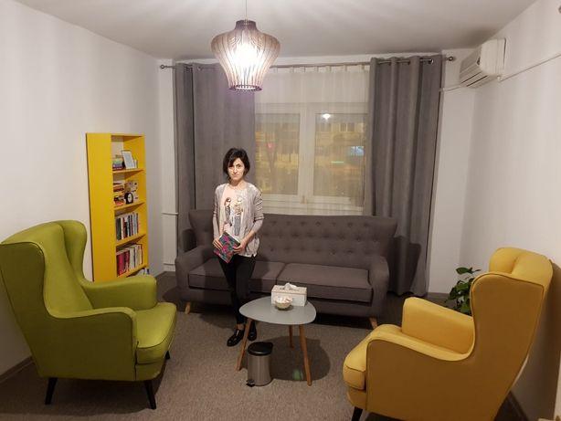 Psiholog - Cabinet de Psihoterapie Cuc Anca