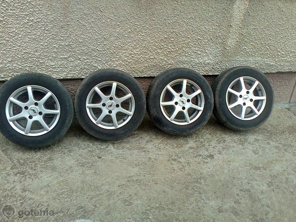 "Лети джанти 14"" с гуми"