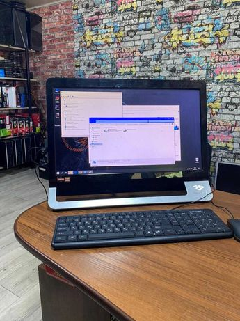 Моноблок Packard Bell AMD/4GB/HD 6530D/500GB/USB 3.0