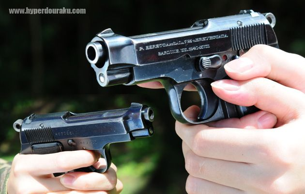 SUPER PRET!! Pistol Airsoft FULL METAL + Munitie Cu Aer Comprimat Co2