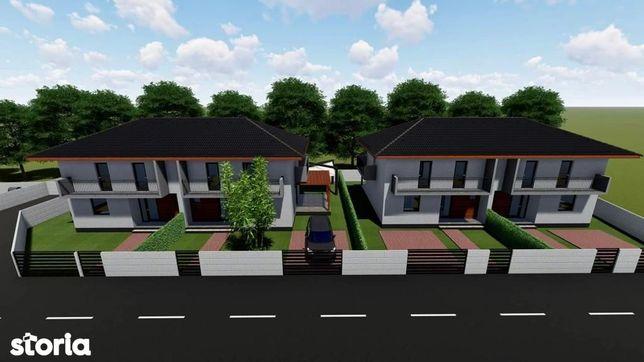 10 case noi tip duplex,Odoreu