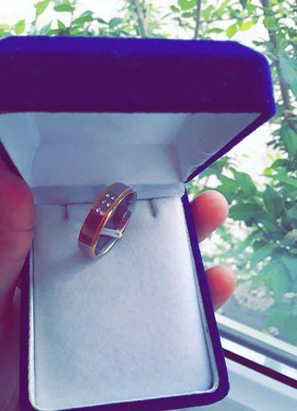 Мужской Титановый кольцо