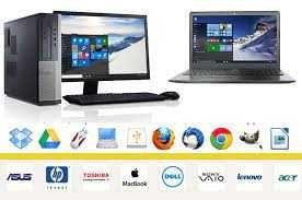 Reparatii calculatoare Service laptopuri Instalari Routere imprimante