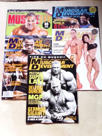 pachet reviste sport ,auto ,electronice