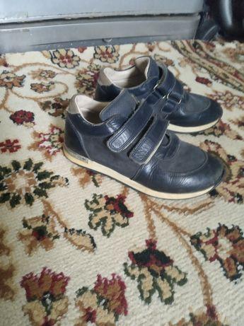 Продам детскую Кожаную обувь