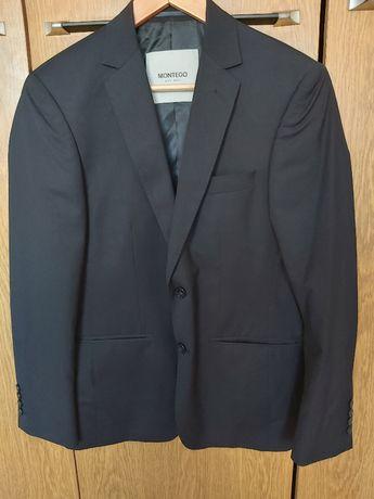 Слим супер стилно, марково мъжко сако, MONTEGO; PEEK & CLOPPENBURG