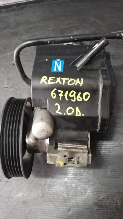 pompa servo servodirectie ssangyong rexton w 2.0 d