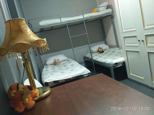 Хостел, сдаются комнаты, посуточно,долгосрочно