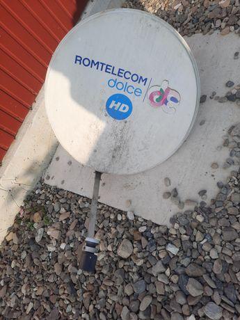 Antena parabolica romtelecom