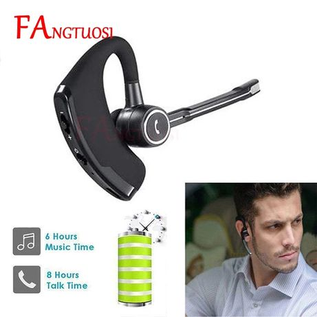 Business Bluetooth Headset Car Bluetooth Earpiece Hands Free with mic