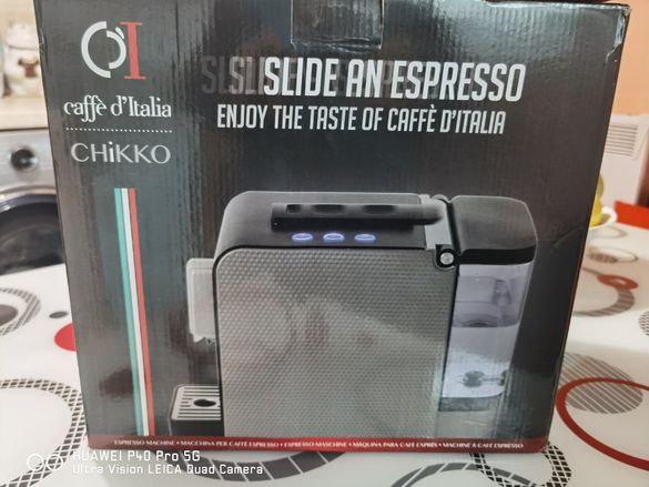 Кафе машина с капсули Chikko Caffe de Italia