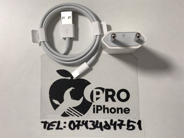 Incarcator/Adaptor/Cablu Apple iPhone Xs Max/Xs/X/8Plus/8/7Plus/7/6s/6