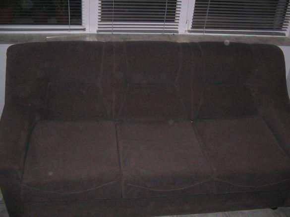 Разтегателен диван-отлично състояние