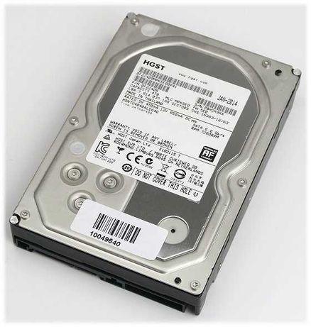 4TB Hard disk HGST sata HDN724040ALE640 PC desktop NAS DVR