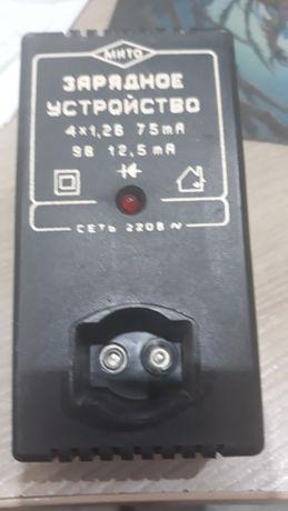Зарядное устройство для аккумуляторных батареек.