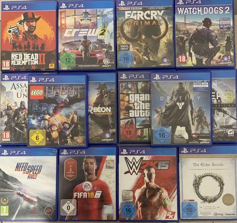 Vand jocuri de PS4 / PS5