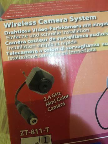 Videocamera supraveghere wireless miniatura noua
