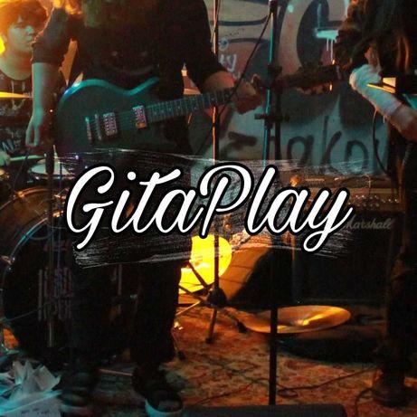 Gitaplay! Уроки игры на гитаре, электрогитаре и укулеле :-)