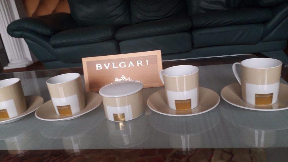 Сервиз за кафе Bvlgari /нов/