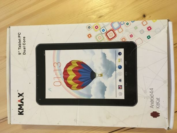 "KMAX 9"" tablet PC tableta android ecrna spart pt reparat sau piese"