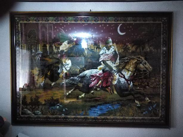 Răpirea din Serai carpetă înarmată si cu geam