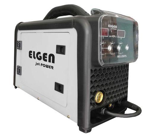 250А Комбиниран телоподаващ СО2+Електрожен инвертор – MIG-250PS