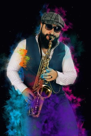 Saxofon & Dj- Muzica Formatie Botez Nunta Corporate Petrecere privata