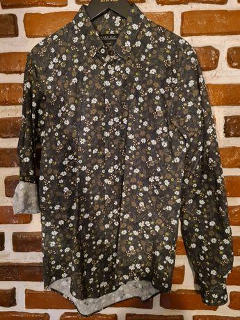 Vand cămașă ZARA print floral