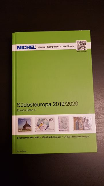 Catalog filatelic Michel 2019/2020