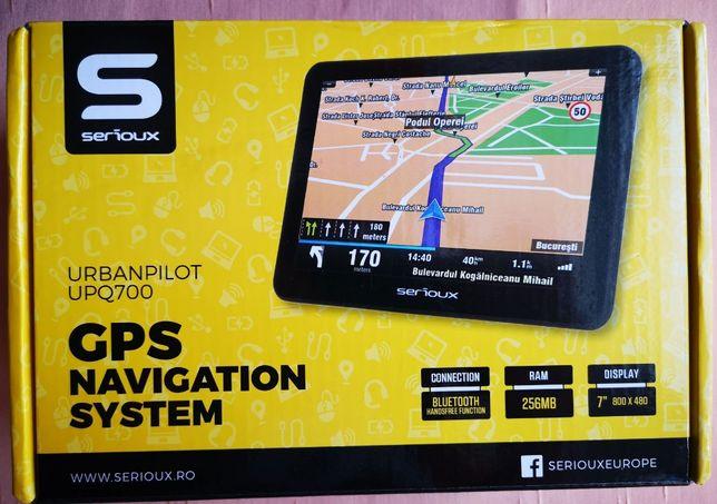 GPS Serioux UPQ 430 500 700 Nou Garantie Full Europa 2020 Camion TIR