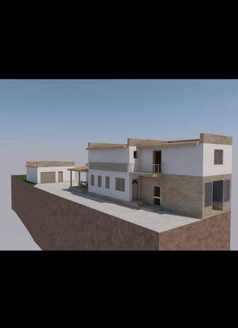 De vânzare casă în stadiu de proiect