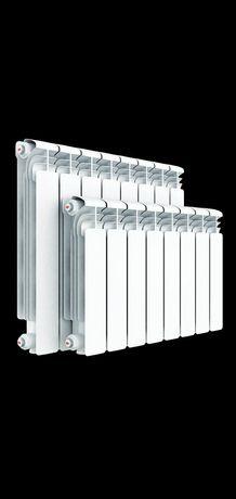 Радиаторы алюминиевые и биметалические с доставкой