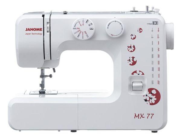 Швейная машинка janome mx 77