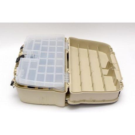 Голям куфар за воблери , блесни и джигове .