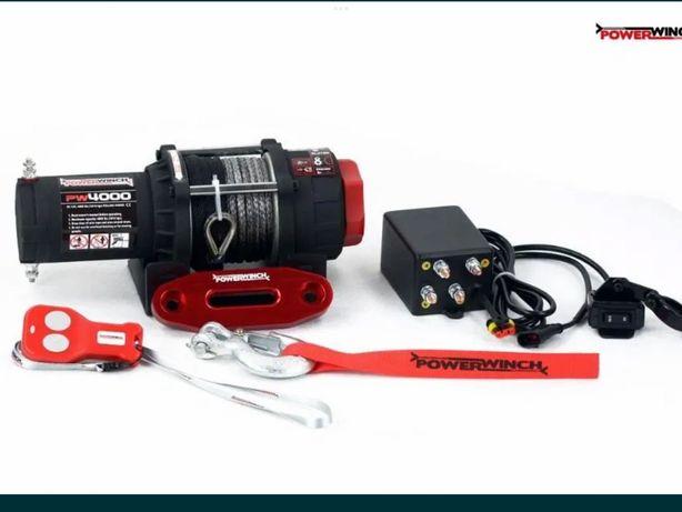 Troliu K 4000 SR cu plasma KangarooWinch/PowerWinch - ATV