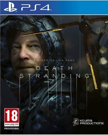 [ps4] НОВИ/4К видео! Хит игра! DEATH STRANDING за ПС 4/GAMES MANIA