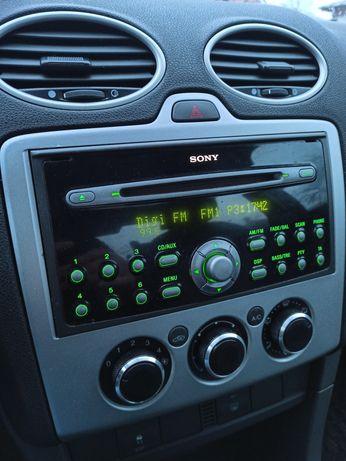 Radio cd player Sony