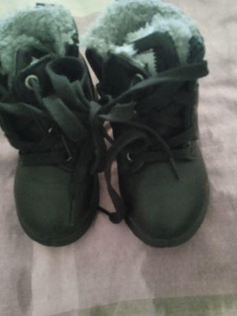 Обувь зимния мальчиковая