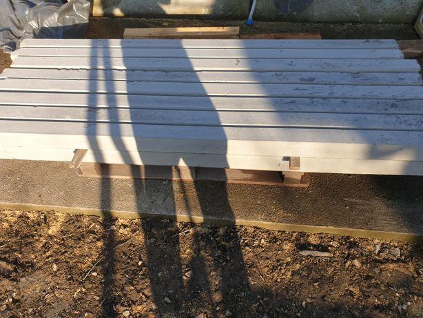 Stalpi din beton / Spalier