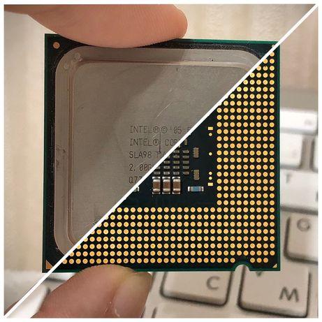 Процессор Intel Core 2 Duo E4400/2,00 ГГц