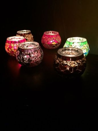 Lumânare decorativa veioza orientala