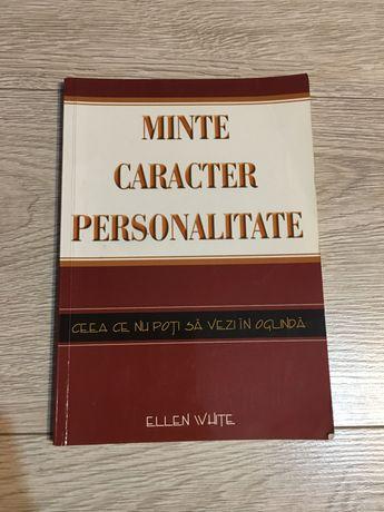 Minte, caracter, personalitate
