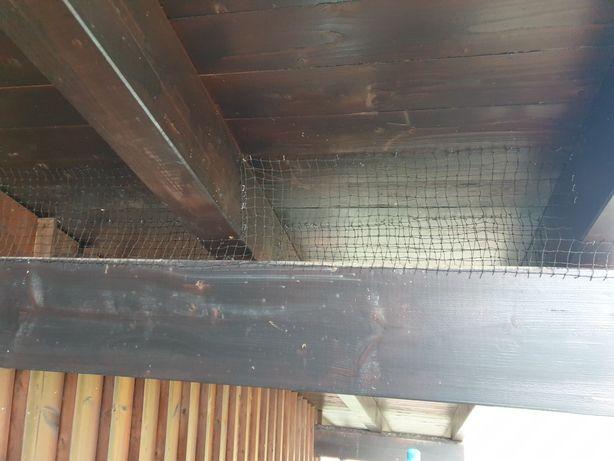 Plasă porumbei pasari