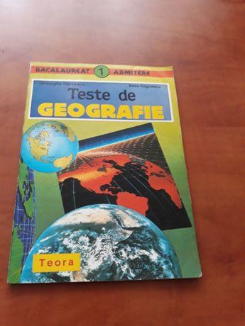 geografie teste grila pregatire bacalaureat
