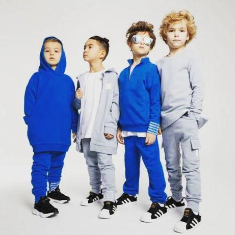 Стильные спортивные костюмы для мальчиков . Размеры 86 - 158 под заказ