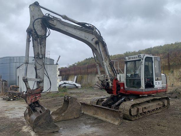 Excavator pe senile Takeuchi TB1140